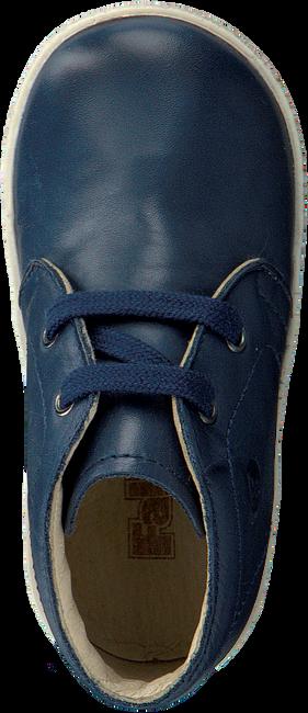 FALCOTTO Bottines à lacets CONTE en bleu - large