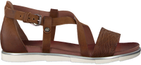 MJUS (OMODA) Sandales 740021 en cognac - medium