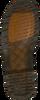 DR MARTENS Bottines à lacets 1460 VEGAN en rouge  - small