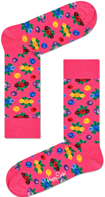 HAPPY SOCKS Chaussettes BERRY - large