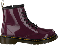 Paarse DR MARTENS Veterboots 1460 K DELANEY - medium