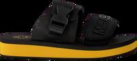 Zwarte SCOTCH & SODA Slippers LYDIA  - medium