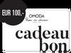 OMODA CADEAUBON EUR 100,- - small