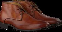 Cognac MAZZELTOV Nette schoenen 4145  - medium