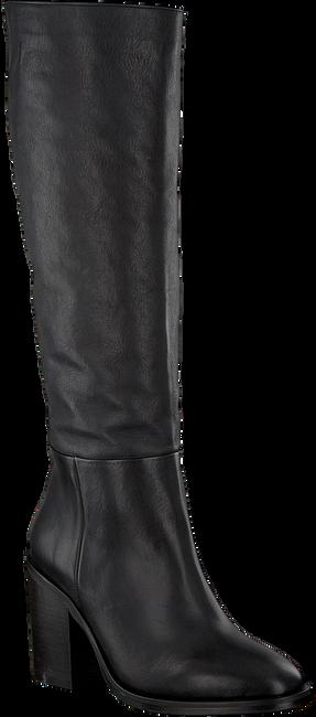 TOMMY HILFIGER Bottes hautes MONO COLOR LONG en noir  - large