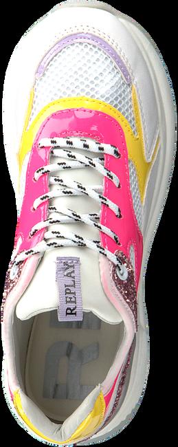 Witte REPLAY Lage sneakers DUBAI  - large