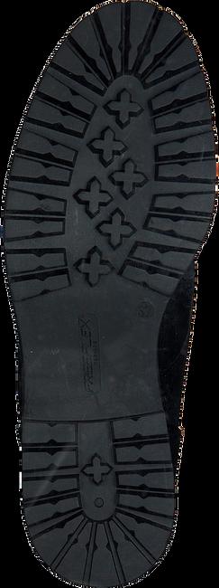 OMODA Bottines à lacets 052.322 en noir - large