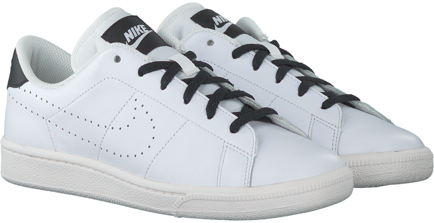 Witte NIKE Sneakers TENNIS CLASSIC KIDS  - larger