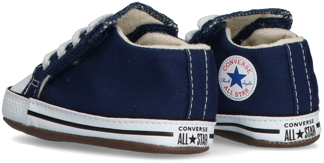 Blauwe CONVERSE Babyschoenen CHUCK TAYLOR ALL STAR CRIBSTER - large