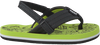 Groene REEF Slippers GROM REEF FOOTPRINTS  - small