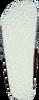 BIRKENSTOCK PAPILLIO Tongs MADRID METALLIC STONES en blanc - small