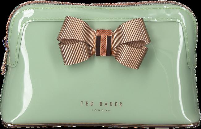 TED BAKER Trousse de toilette LEZLIE en vert - large