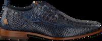 Blauwe REHAB Nette schoenen GREG SNAKE FANTASY  - medium