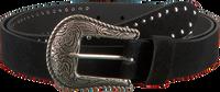 Zwarte LEGEND Riem 30421  - medium