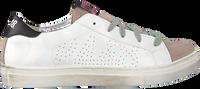 P448 Baskets 261913005 en blanc  - medium