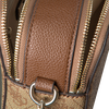 GUESS Sac bandoulière CATHLEEN CAMERA BAG en marron  - small