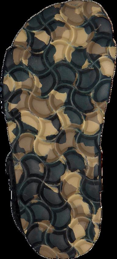 DEVELAB Sandales 48163 en noir  - larger