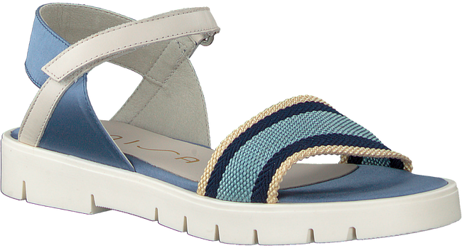UNISA Sandales NETTA en bleu  - large