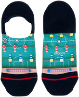 XPOOOS Chaussettes PREMIER LEAGUE INVISIBLE en multicolore  - medium