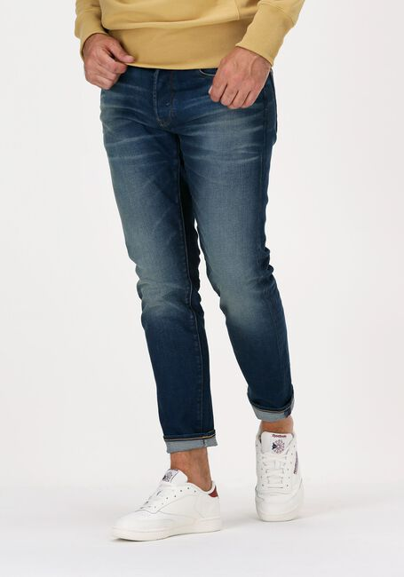 G-STAR RAW Slim fit jeans A088 - JOANE R STRETCH DENIM en bleu  - large