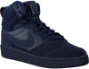 Blauwe NIKE Hoge sneaker COURT BOROUGH MID KIDS  - small