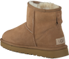 Camel UGG Vachtlaarzen W CLASSIC MINI II - small