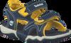 Blauwe TIMBERLAND Sandalen ADVENTURE SEEKER 2 STRAP KIDS  - small
