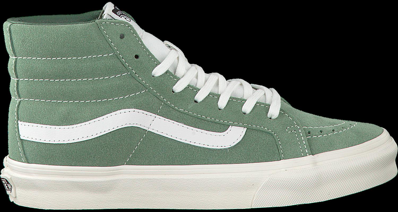 vans schoenen heren groen