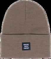 HERSCHEL Bonnet ABBOTT en taupe  - medium