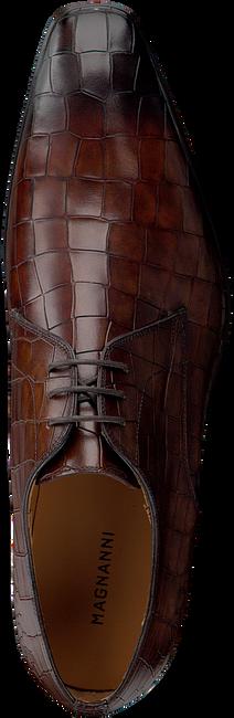 MAGNANNI Richelieus 22643 en cognac  - large