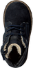 PINOCCHIO Bottines à lacets P2562 en bleu - small