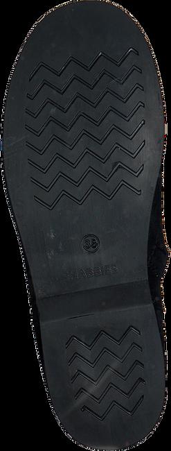 SHABBIES Bottillons 0141 en noir  - large