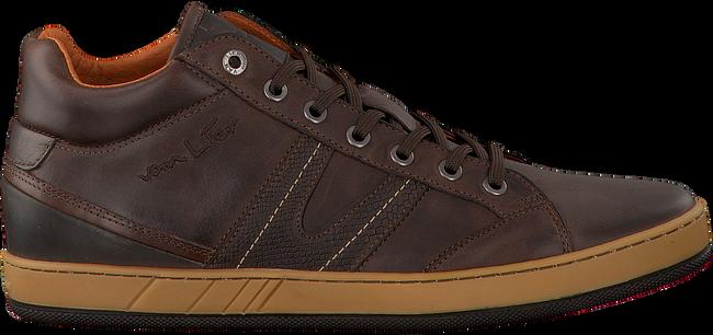 VAN LIER Baskets 7285 en marron - large
