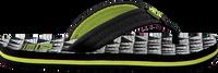 Zwarte REEF Slippers R2345  - medium