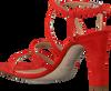 UNISA Sandales SIMO en rouge  - small