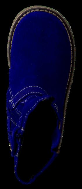 JOCHIE & FREAKS Bottes hautes 13956 en bleu - large