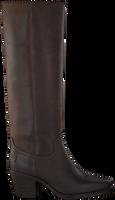SHABBIES Bottes hautes 193020061 en marron  - medium
