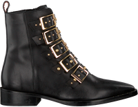 SCOTCH & SODA Biker boots TRONA BIKER 751130 en noir  - medium