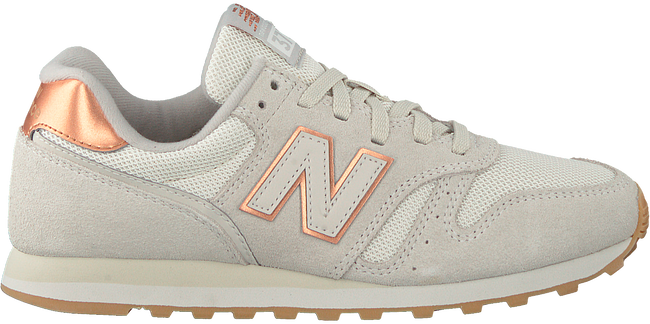 Witte NEW BALANCE Lage sneakers WL373 DAMES
