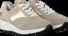 Beige HASSIA Lage sneakers VALENCIA  - small