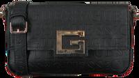Zwarte GUESS Schoudertas BRIGHTSIDE SHOULDER BAG  - medium