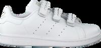 Witte ADIDAS Lage sneakers STAN SMITH CF J  - medium