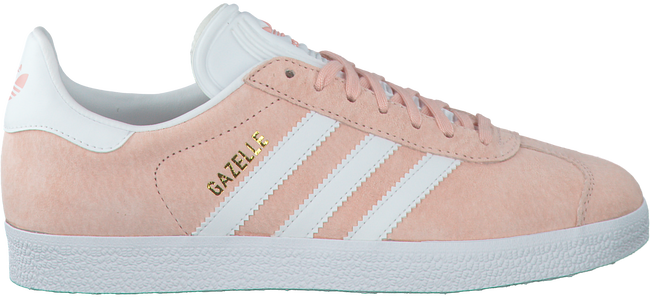 roze adidas gympen