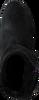 Zwarte VIA VAI Enkellaarsjes 111154  - small