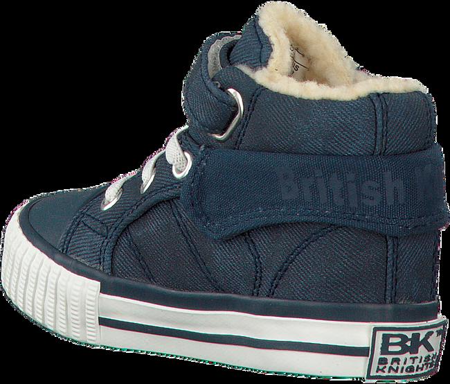 BRITISH KNIGHTS Baskets ROCO en bleu - large