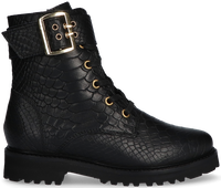 OMODA Bottines à lacets BEE 524-B KIDS OMODA en noir  - medium