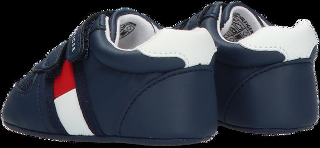 Blauwe TOMMY HILFIGER Babyschoenen VELCRO SHOE  - large