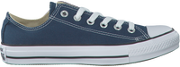 Blauwe CONVERSE Sneakers CHUCK TAYLOR ALL STAR OX DAMES - medium