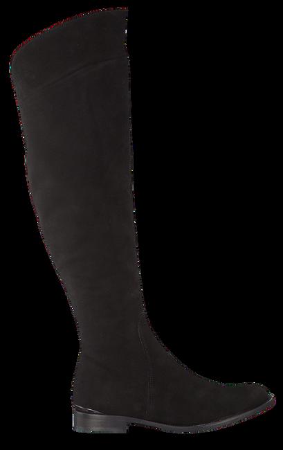 LAMICA Bottes hautes KISA en noir - large