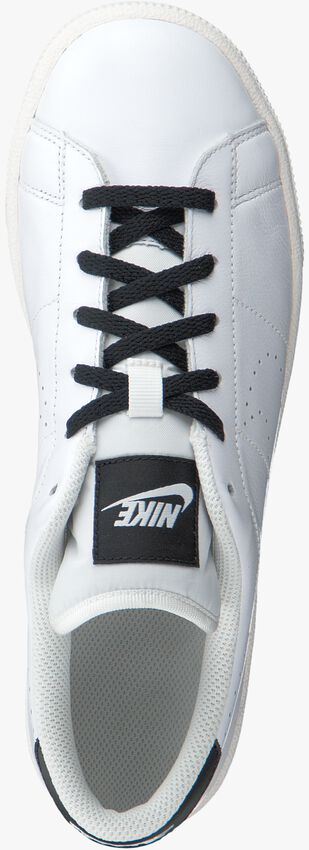 NIKE Baskets TENNIS CLASSIC KIDS en blanc - larger